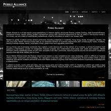 Pebble Alliance